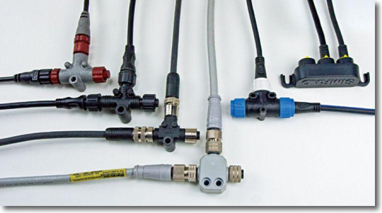 nmea 2000 câbles