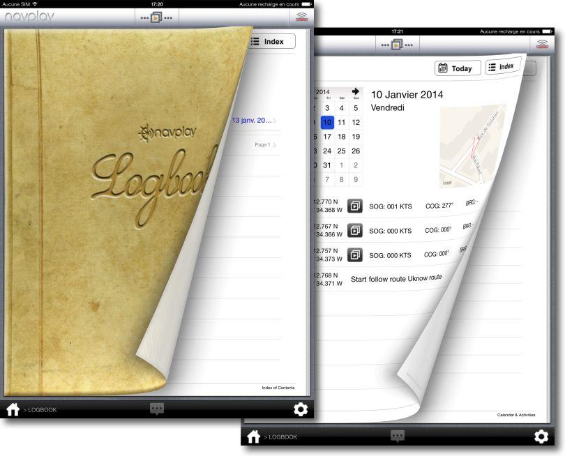 navplay logbook