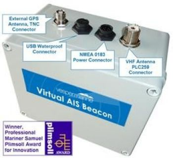 Virtual AIS Beacon