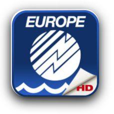 Navionics Marine Europe HD