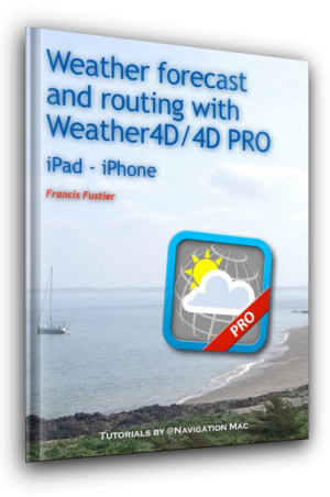 Weather forecast and routing with weather4d