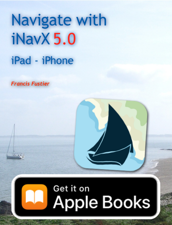 Navigate with iNavX