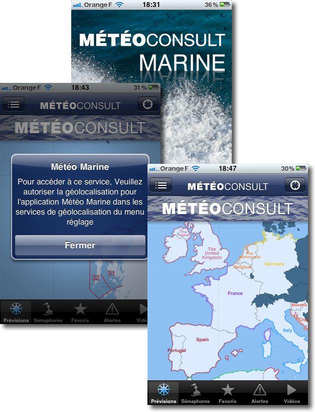 météo consult marine